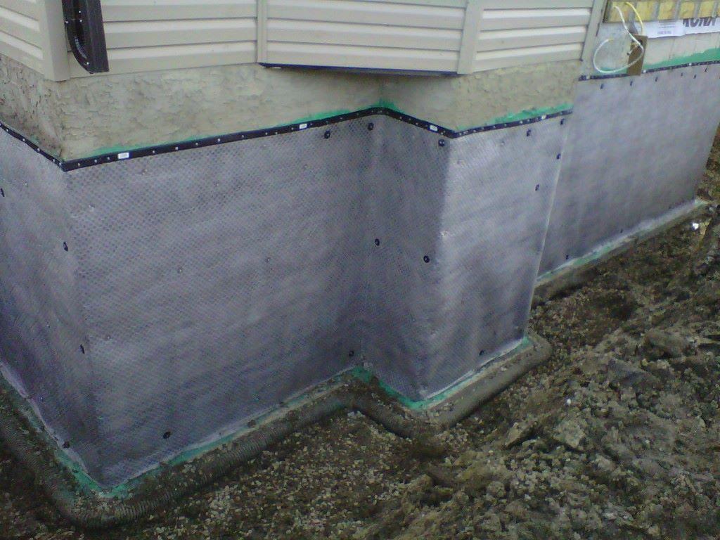 Spray Coating Bwberch Concrete